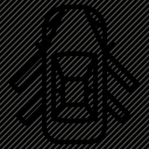 car, door, top, vehicle, view icon