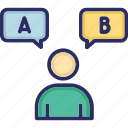 grading, rate, rating, user icon