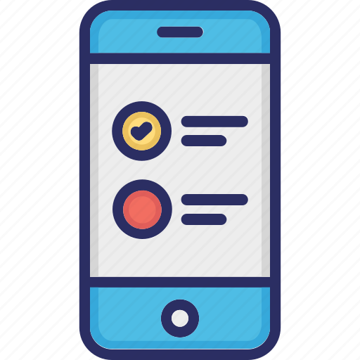 mobile, rate, rating, smartphone icon