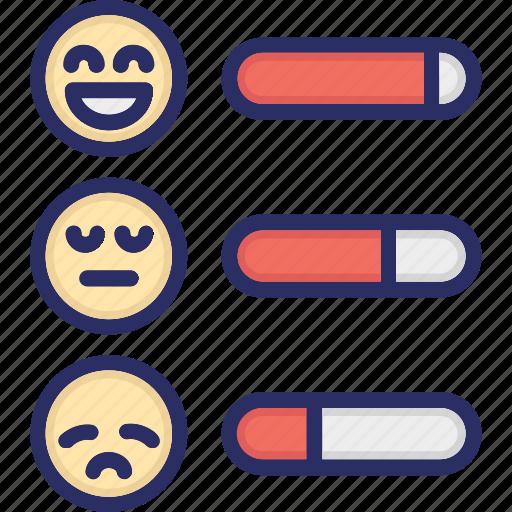 performance, progress, progress bar, toolbar icon