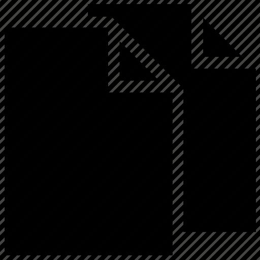 copy, duplicate, files icon