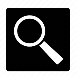 button, search icon