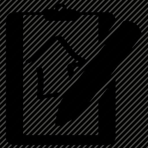 designing, draw icon