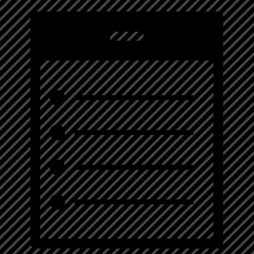 dropdown, menu icon