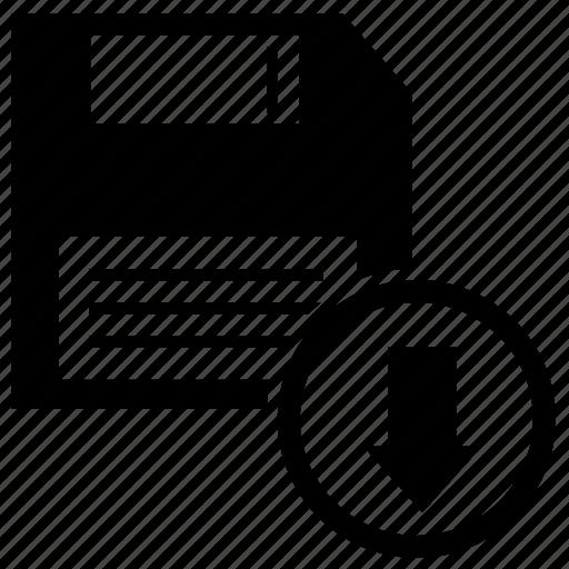 download, guardar, save icon