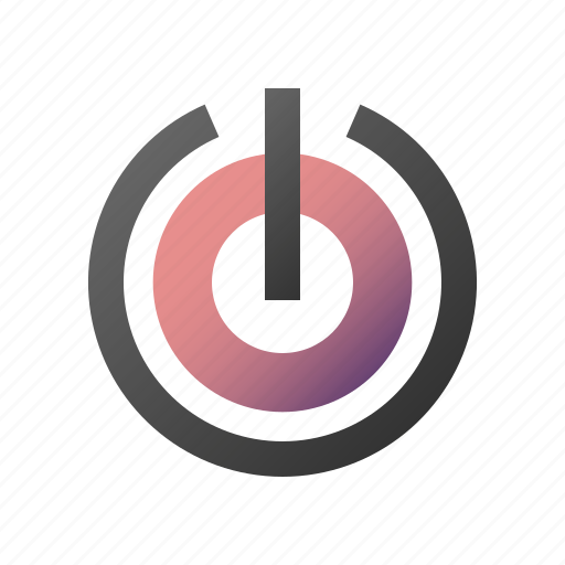 battery, power, start, switch icon