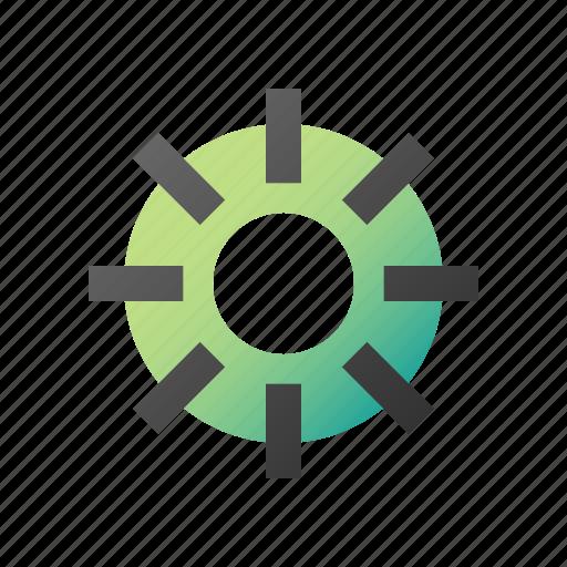power, refresh, restart, rotate, switch icon