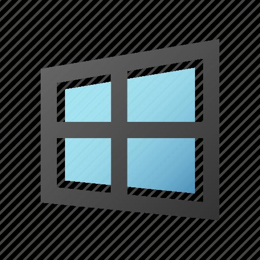 access, key, window, windows icon