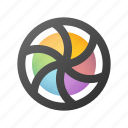 loader, pinwheel, spinner, spinning icon