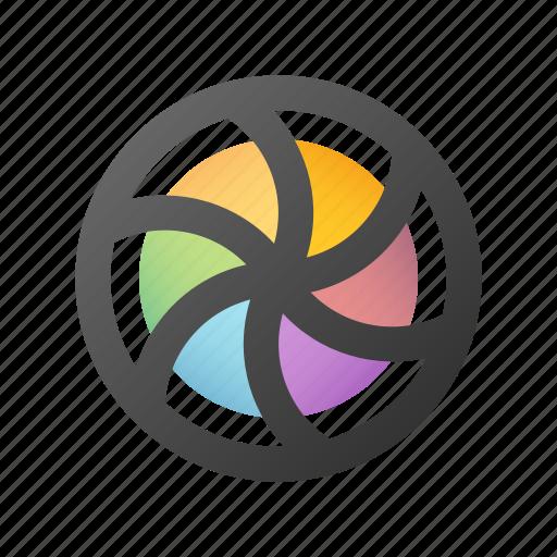 loader, pinwheel, spinner, spinning icon