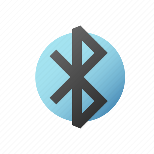 bluetooth, connection, data, on, switch, transfer, wireless icon