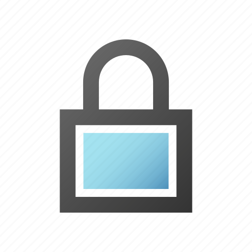 lock, padlock, password, privacy, protection, secure, security icon