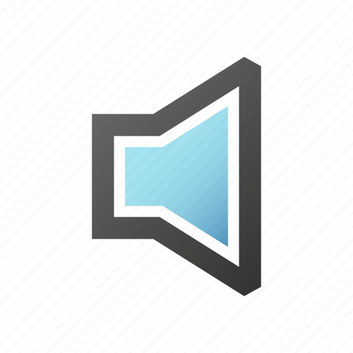 audio, control, sound, speaker, voice, volume icon