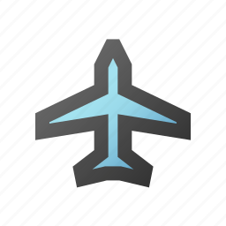 airplane, airport, flight, mode, plane, switch, travel icon