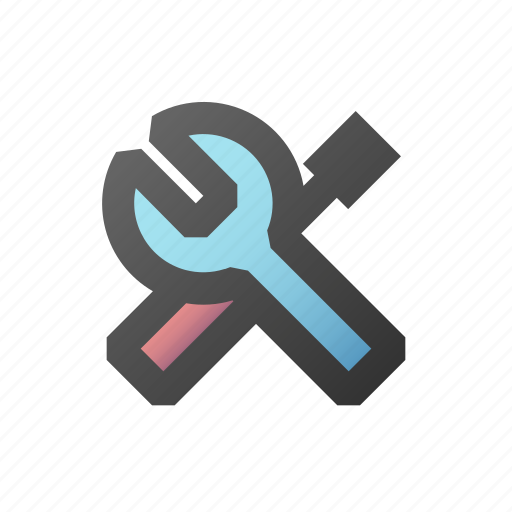 configuration, options, preferences, repair, setting, settings, tools icon