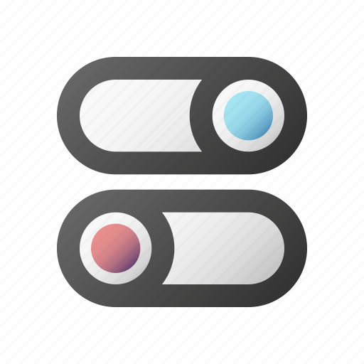 configuration, control, options, preferences, settings, switch, toggle icon