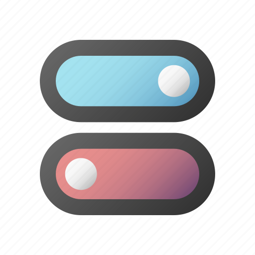 configuration, control, option, preferences, setting, switch, toggle icon