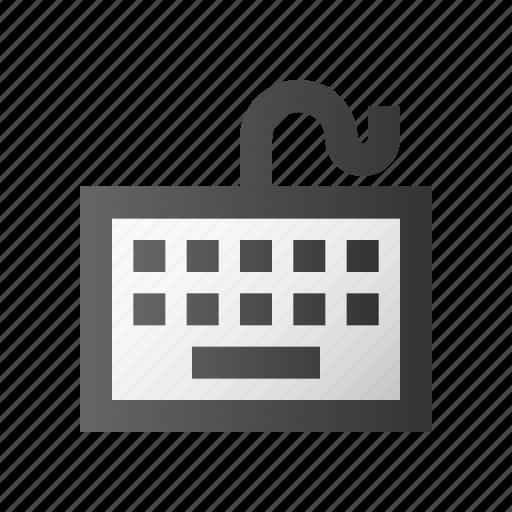 device, hardware, input, key, keyboard icon