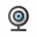 cam, camera, chat, device, video, web, webcam icon