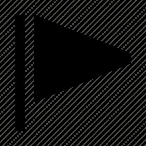 flag, interface, pennant, ui icon