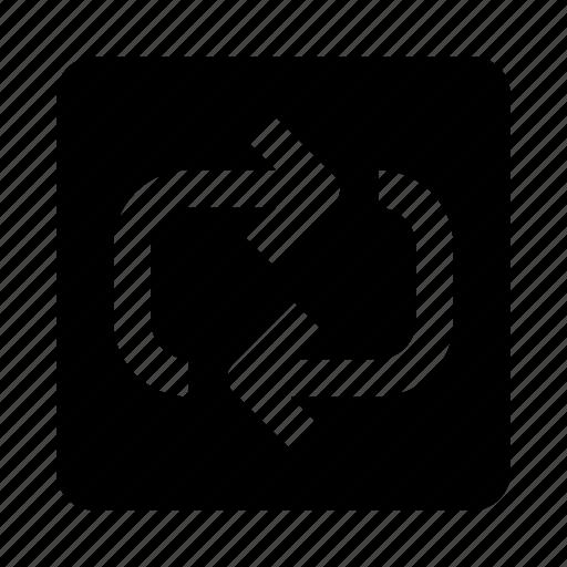 interface, repeat, rotation, ui icon