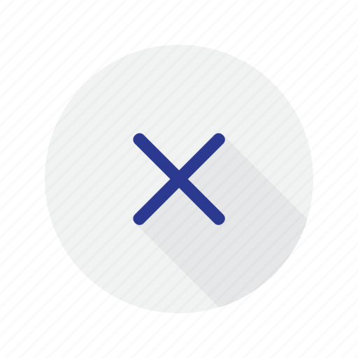 cancel, exit, interface, multiply icon