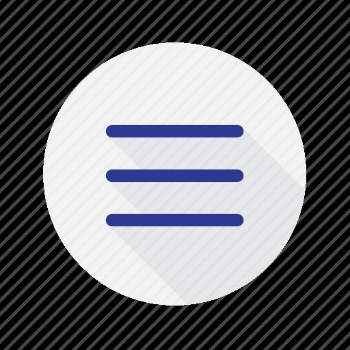 interface, menu, more icon