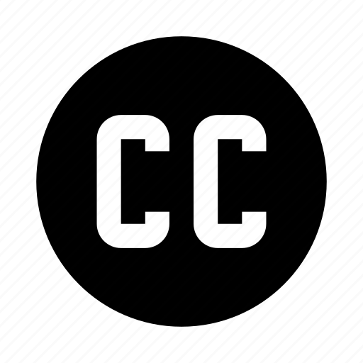 cc, commons, copyright, creative icon