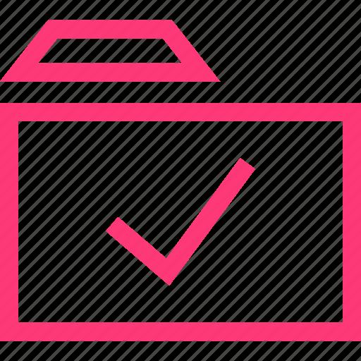 folder, mobile, save icon