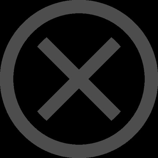 decline, interface, ui icon
