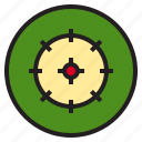 circle, plople, sign, target icon