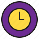 circle, sign, time