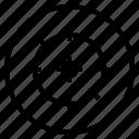 circle, plople, sign, target