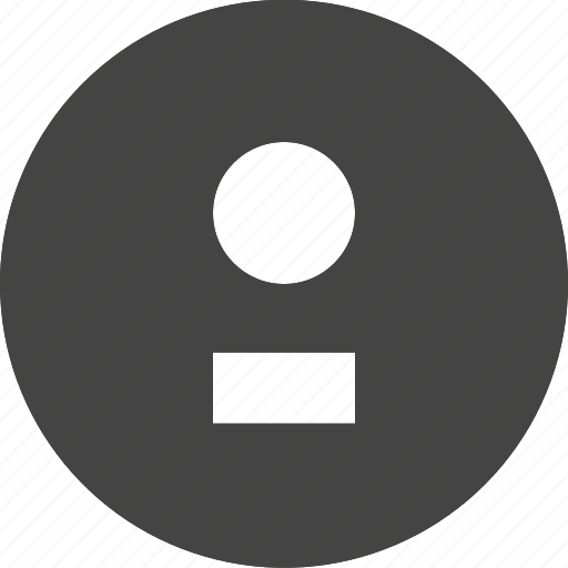 information, interface, ui, user icon