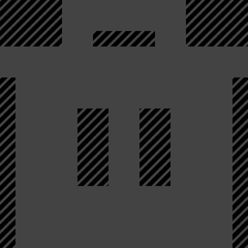 bin, interface, recycle, transcan, ui, user icon