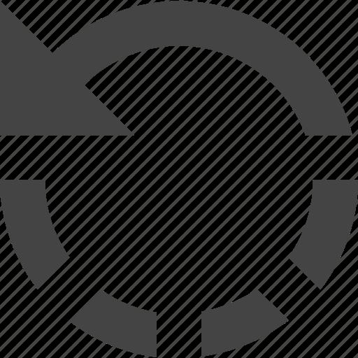 dash, interface, reverse, ui, undo, user icon