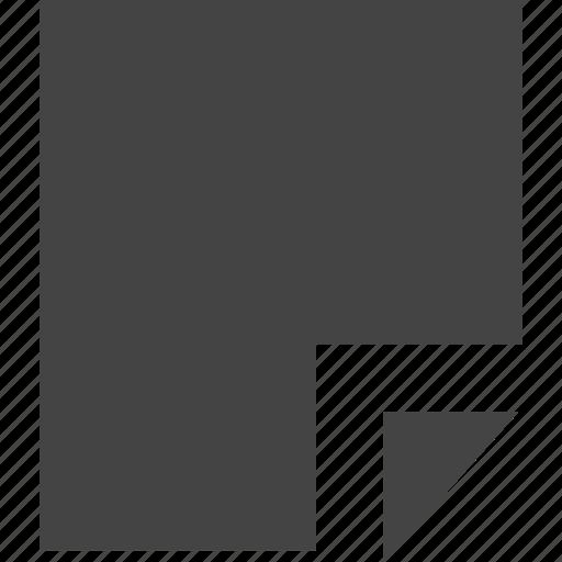 file, folder, interface, new icon