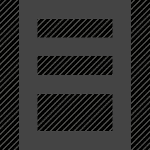 File, folder, stack icon - Download on Iconfinder