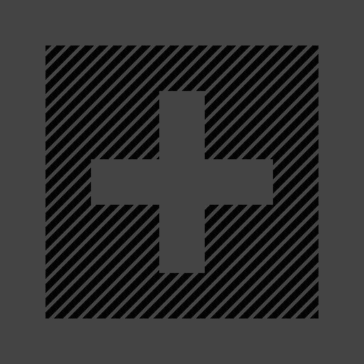 add, interface, square, ui, user icon