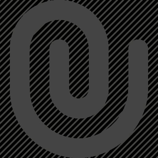 attachment, interface, ui, user icon