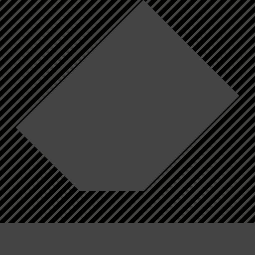 Eraser, interface, ui, user icon - Download on Iconfinder