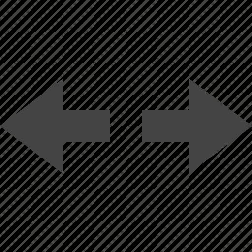 arrow, control, increase, interface, resize, ui icon