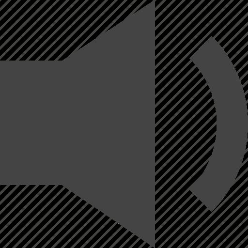 arrow, control, interface, ui, volume icon