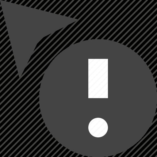cursor, interface, mouse, ui, warning icon