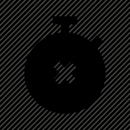 clock, delete, gui, time, timer, web icon