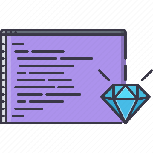 clean, code, develop, developer, program, programming icon