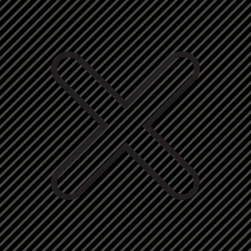 bad, interface, no, uncorrect, wrong icon