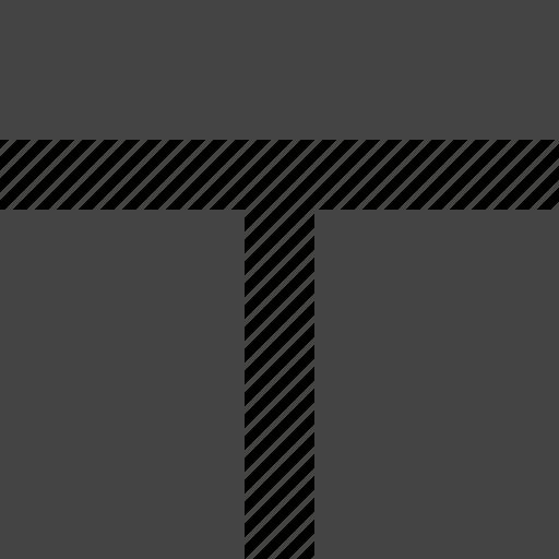 column, grid, header, layout, theme icon