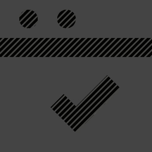 check, grid, layout, theme, window icon