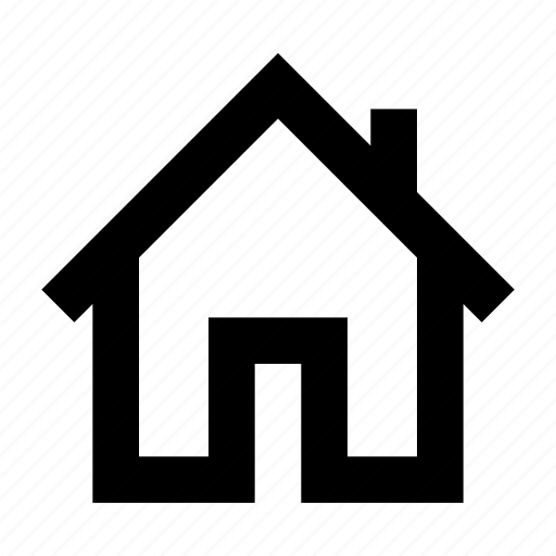 gui, home, house, start, web icon